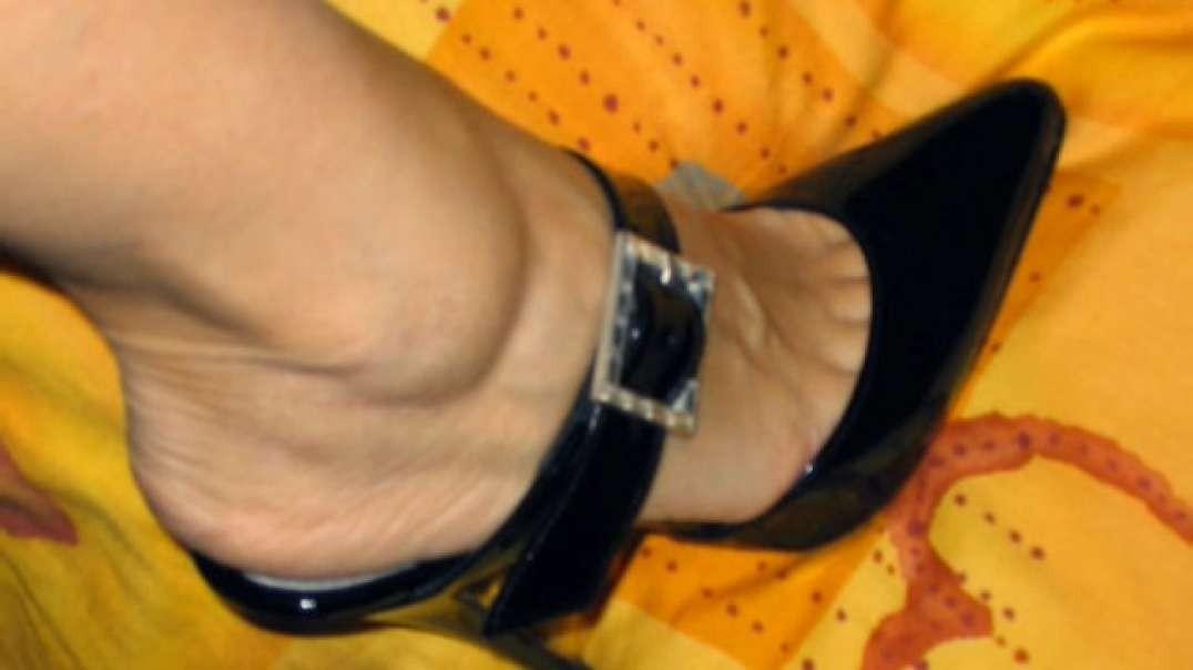 Shopping in  Marisa Pumps Mules (13cm) (1)