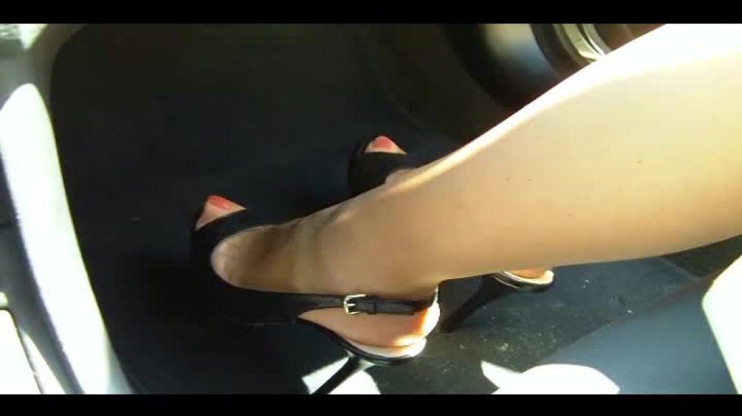 Black Slings (12cm) (3)