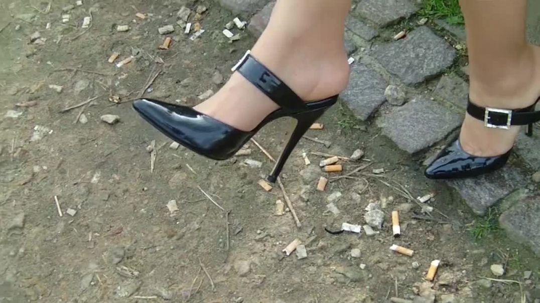 Marisa Pumps Mules (13cm) (2) in Heidelberg